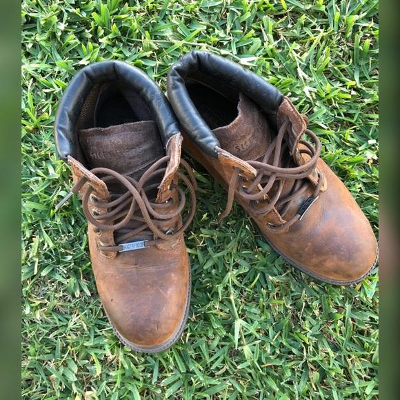 skechers mens waterproof boots